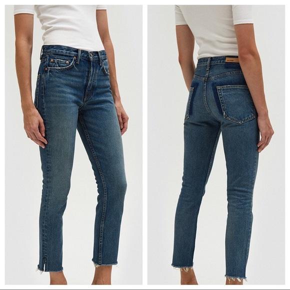 GRLFRND Denim - GRLFRND Denim Karolina High-Rise Skinny Jeans